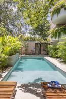Foto Departamento en Venta en  La Veleta,  Tulum  Departamento en Venta en Tulum, la Veleta frente piscina