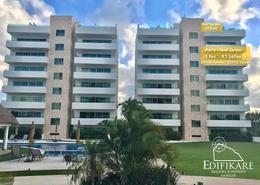 Foto Departamento en Venta en  Aqua,  Cancún  Departamento tipo Pent House en VENTA -  Cascades Residencial AQUA Cancun