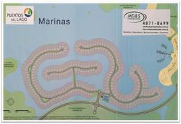 Foto Terreno en Venta en  Puertos del Lago,  Countries/B.Cerrado (Escobar)  Marinas  al 200