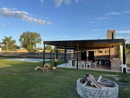 Foto Quinta en Alquiler temporario en  Ibarlucea,  Rosario  Ibarlucea  - Quincho