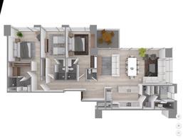 Foto Departamento en Venta en  Jesús del Monte,  Huixquilucan  SKG Asesores VENDE departamento de 190 m2 en COSMOCRAT INTERLOMAS
