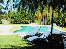 Foto Casa en Venta en  Echeverria Del Lago,  Countries/B.Cerrado (E. Echeverría)  Echeverría del Lago lote al 100