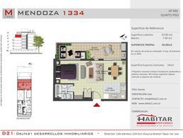Foto thumbnail Departamento en Venta en  Trinidad,  Capital  Calle Mendoza 1334 sur - Capital