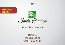 Foto Terreno en Venta en  Francisco Alvarez,  Moreno  Lote - Gualeguay y Neuquén - Lotes - Francisco Alvarez- Santa Catalina
