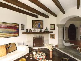 Foto Casa en Renta en  La Magdalena Contreras ,  Distrito Federal  Casa en Condominio en San Jeronimo. Amueblada con ampio Jardín!