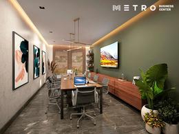 Foto Oficina en Venta en  México,  Mérida  Oficinas Metro Business Center en Col.México (45.80 m2)