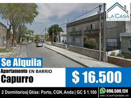 Foto Apartamento en Alquiler en  Capurro ,  Montevideo  Republica Francesa  al 900