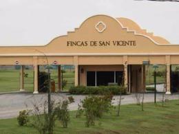 Foto Terreno en Venta en  Barrio Fincas de San Vicente,  Countries/B.Cerrado (San Vicente)  Fincas Sporting de San Vicente
