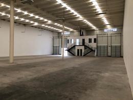 Foto Bodega Industrial en Renta en  Pueblo Tixcacal Opichen,  Mérida  Bodegas Industriales (tipo grado alimenticio) de 1250  m², con anden de descarga propio, rampa de acceso a la bodega, oficinas y baños