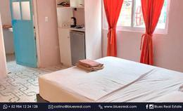 Thumbnail picture Apartment in Rent in  Solidaridad ,  Quintana Roo  For rent in Playa del Carmen studio with grill in Santa Croce complex Blues Real | Code 955