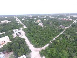 Foto Terreno en Venta en  La Veleta,  Tulum  Terreno en La Veleta Tulum, ideal para proyecto inmobiliario 2,690 m2 P2853