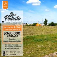 """Foto Terreno en Venta en  Santa Rosa De Conlara,  Junin  """"San Pedrito"""" Santa Rosa"""