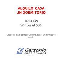 Foto Casa en Alquiler en  Trelew ,  Chubut  Winter al 500