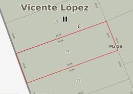 Foto thumbnail Terreno en Venta en  Olivos-Vias/Rio,  Olivos  Bartolome Cruz al 2300