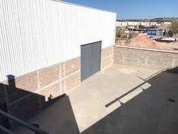 Foto Bodega Industrial en Renta en  Aguascalientes ,  Aguascalientes  Bodega Industrial en Renta Atrás de Nissan 1