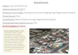 Foto Terreno en Venta en  Monte Castro ,  Capital Federal  Baigorria al 5400