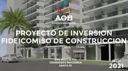 Foto Departamento en Venta en  Granadero Baigorria,  Rosario  San Martín al 900 2 Dormitorios Frente con Balcón 8º B