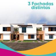 Foto Casa en Venta en  Villa de Pozos,  San Luis Potosí  Calli 3 M8 3A Nikte residencial en Pozos