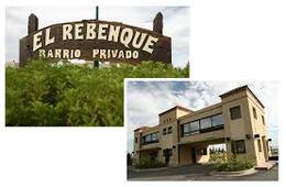 Foto Terreno en Venta en  El Rebenque,  Canning (E. Echeverria)  El Rebenque lote
