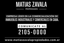 Foto Galpón en Venta | Alquiler en  Chacarita ,  Capital Federal  Heredia al 900