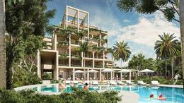 Foto Departamento en Venta en  Solidaridad ,  Quintana Roo  MODERNO DEPTO. 1 REC. - EXCLUSIVO RESIDENCIAL- minigolf-piscina - PLAYA DEL CARMEN