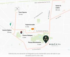 """Foto Departamento en Venta en  Llano Grande,  Metepec  Venta DE Departamento DE Lujo Tipo """"B"""" EN Miranta Metepec"""
