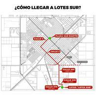 Foto Terreno en Venta en  General Pico,  Maraco  Calle 270 e/ 225 y 233