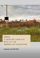 Foto Terreno en Venta en  La Plata ,  G.B.A. Zona Sur  83 e/ 27 y 28