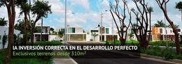 Foto Terreno en Venta en  Conkal ,  Yucatán  Privada Avenida Conkal Terrenos Residenciales en Venta Mérida Yucatán