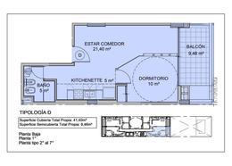 Foto Departamento en Venta en  Nueva Cordoba,  Capital  Velez Sarfield 1150
