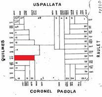 Foto Galpón en Venta en  Pompeya ,  Capital Federal  QUILMES al 200
