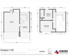 Foto Casa en Venta en  Versalles ,  Capital Federal  CANGAYE 1100