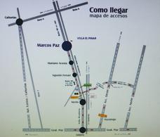 Foto Terreno en Venta en  Marcos Paz ,  G.B.A. Zona Oeste  Ruta 40 Km 50, Marcos Paz