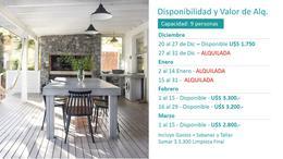 Foto Casa en Alquiler | Alquiler temporario en  Barrio Costa Esmeralda,  Pinamar  Residencial II