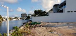 Foto Terreno en Venta en  Puerto Cancún,  Cancún  VENTA TERRENO EN PUERTO CANCUN  EN EL PRIMER CANAL DE LA ZONA RESIDENCIAL