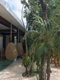 Foto Departamento en Venta en  Aldea Zama,  Tulum  Departamento en Venta en Tulum, 2 recámaras con alberca privada, OMARA  Aldea Zama