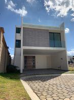 Foto Casa en Venta en  Fraccionamiento Lomas de  Angelópolis,  San Andrés Cholula  Casa de 300 m2 en Parque Querétaro, Cascatta II, Lomas de Angelópolis
