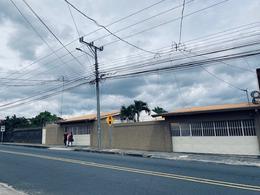 Foto Terreno en Venta en  Santo Domingo,  Santo Domingo  Santo Domingo de Heredia / Terreno esquinero / Uso de Suelo Comercial y Residencial