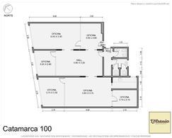 Foto Oficina en Venta en  Balvanera ,  Capital Federal  Catamarca al 100
