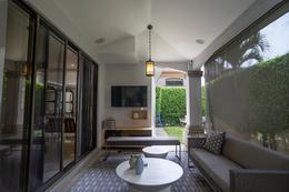 Foto Casa en condominio en Venta en  Pozos,  Santa Ana  Casa en Santa Ana / Lujo / Amplia / Impecable