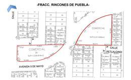 Foto Terreno en Venta en  Rincones de Puebla,  Mexicali  Rincones de Puebla