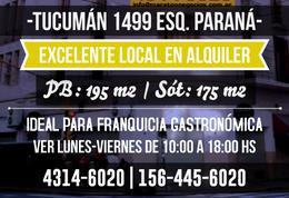 Foto thumbnail Local en Alquiler en  Tribunales,  Centro  Tucumán al 1400