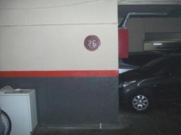 Foto Cochera en Venta en  Once ,  Capital Federal  URIBURU, JOSE EVARISTO CORREA 400