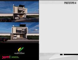 Foto Casa en Venta en  Lomas,  San Luis Potosí  Fracc. Lomas de Chapultepec, Calle Cto Pontevedra, LOTE 14, Prototipo 4