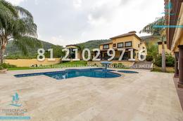 Foto Casa en Venta en  Los Rodriguez,  Santiago  LUJOSA CASA EN VENTA, SAN JORGE LOS RODRIGUEZ, SANTIAGO, NL.