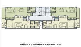Foto thumbnail Departamento en Venta en  Palermo ,  Capital Federal  Thames  al 2245 3ºB