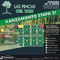 """Foto Terreno en Venta en  Trelew ,  Chubut  Entrega inicial y 40 CUOTAS DE $50.000 - Loteo residencial """"Las Fincas del Taid Etapa 2"""""""
