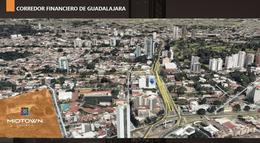 Foto Oficina en Renta en  Fraccionamiento Italia Providencia,  Guadalajara  Oficinas Corporativas Renta 1,141m2 $25,672usd Alarod E1