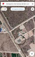 Foto Terreno en Venta en  San Luis Potosí ,  San luis Potosí  TERRENO EN VENTA EN CARRETERA ESTATAL SLP-AEROPUERTO EJIDO MILPILLAS, SAN LUIS POTOSI