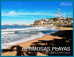 Foto Departamento en Venta en  Fraccionamiento Playas del Sur,  Mazatlán  Condominios Medalia Tower en Playa Sur